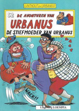 De avonturen van Urbanus - De stiefmoeder van Urbanus (Nieuw)