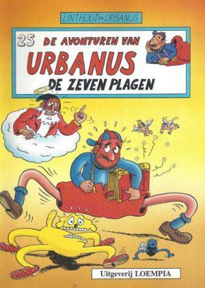 De avonturen van Urbanus - De zeven plagen (Nieuw)