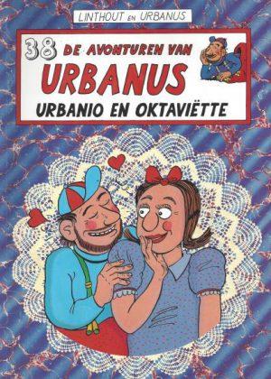 De avonturen van Urbanus - Urbanio en Oktaviëtte (Nieuw)