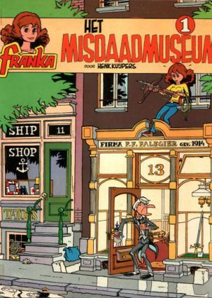 Franka 1 - Het misdaadmuseum