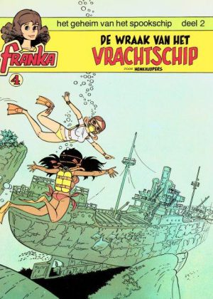 Franka 4 - De wraak van het vrachtschip