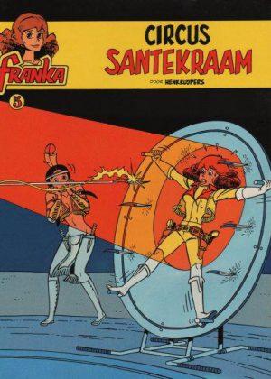Franka 5 - Circus Santekraam