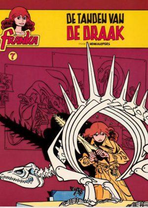 Franka 7 - De tanden van de draak
