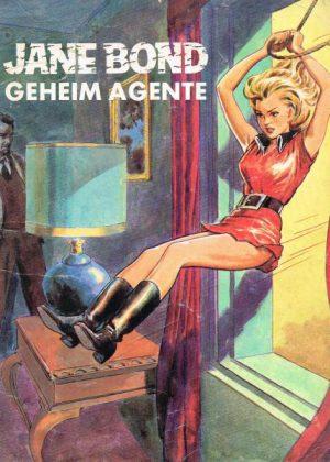 Jane Bond - Geheim agente (Tweedehands)