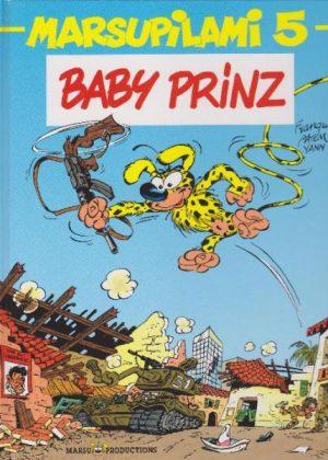 Marsupilami - Baby Prinz (Nieuw)