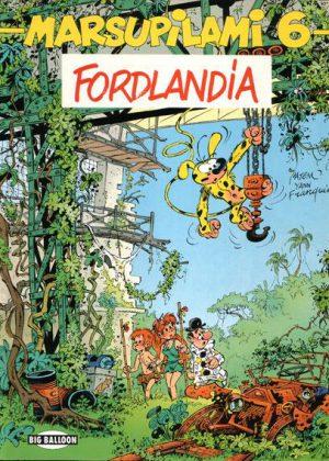 Marsupilami - Fordlandia (Nieuw)