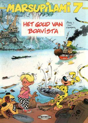 Marsupilami - Het goud van Boavista (Nieuw)