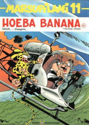 Marsupilami - Hoeba Banana (Nieuw)