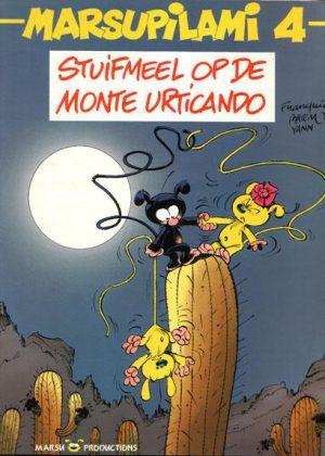 Marsupilami - Stuifmeel op de Monte Urticando (Nieuw)