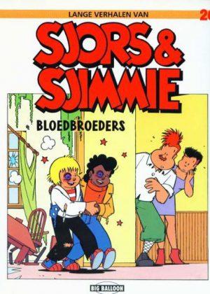 Sjors & Sjimmie - Bloedbroeders
