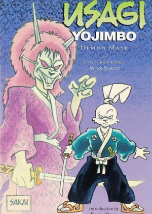 Usagi YoJimbo - Demon Mask (Engels talig)
