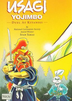 Usagi YoJimbo - Duel at Kitanoji (Engels talig)