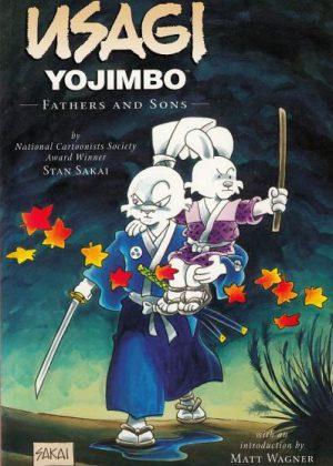 Usagi YoJimbo - Fathers and Sons (Engels talig)