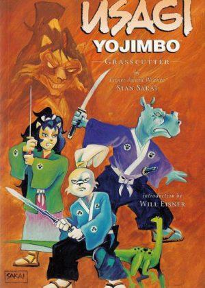 Usagi YoJimbo - Grasscutter (Engels talig)