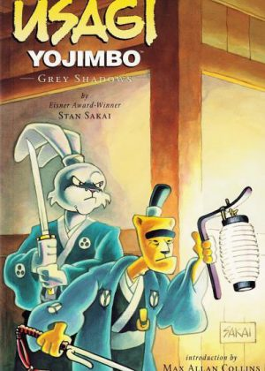 Usagi YoJimbo - Grey Shadows (Engels talig)