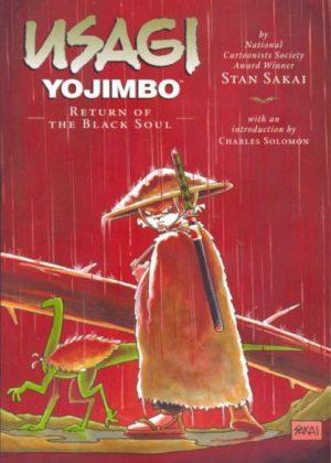 Usagi YoJimbo - Return of the Black Soul (Engels talig)