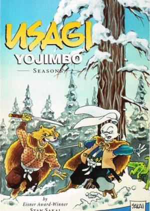 Usagi YoJimbo - Seasons (Engels talig)