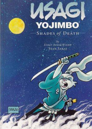 Usagi YoJimbo - Shades of death (Engels talig)