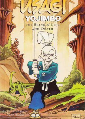 Usagi YoJimbo - The Brink of Life and Death (Engels talig)