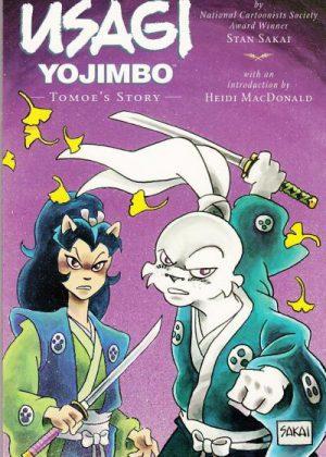 Usagi YoJimbo - Tomoe's Story (Engels talig)