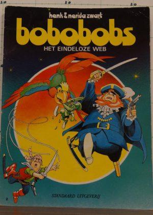 Bobobobs 2- Het eindeloze web