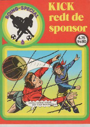 Boing-special 06- Kick redt de sponsor