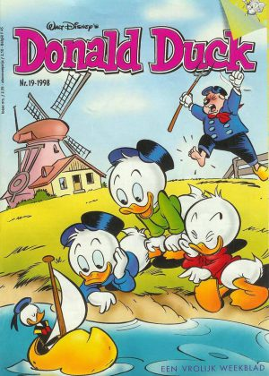 Donald Duck Stripbundel 1998 (Tweedehands)