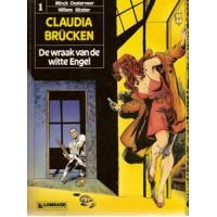 Claudia Brücken 1- De wraak van de witte engel