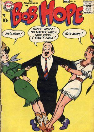 DC Nr.49 - Bob Hope (1958) (Engels)