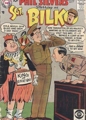 DC Nr.7 - Sgt. Bilko (1958) (Engels)