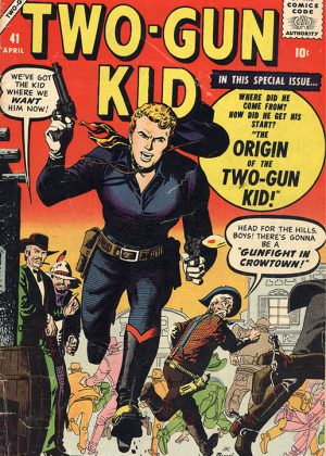 Two-Gun Kid - Nr.41 (1958)
