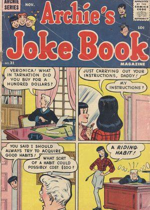 Archie's Joke Book - Nr.31 (Engels) (1957)
