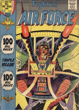 Fightin' Airforce - Nr.12 (Engels) (1958)