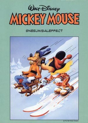 Mickey Mouse - Sneeuwbaleffect