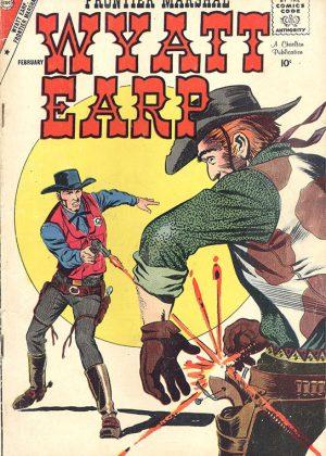 Wyatt Earp - Nr.23 (1959)