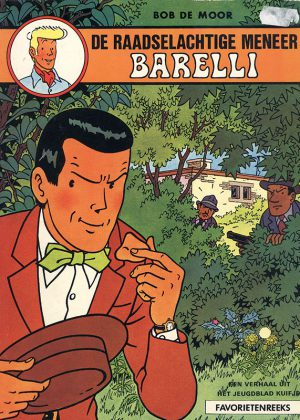De Raadselachtige meneer Barelli