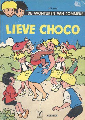 De avonturen van Jommeke 31 - Lieve Choco