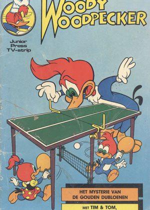 Woody Woodpecker 94 - het Mysterie van de gouden dubloenen