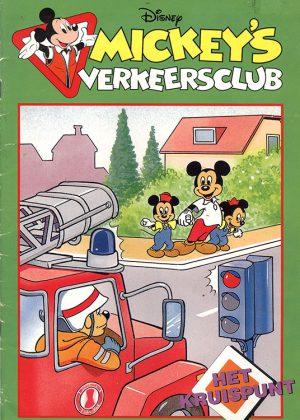 Mickey Mouse - Mickey's verkeersclub