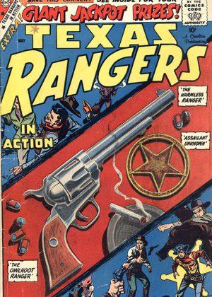 Texas Rangers - Nr.16 (1959)