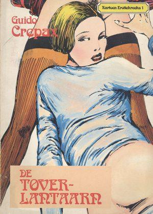 De Toverlantaarn - Kartoen Erotiekreeks 1