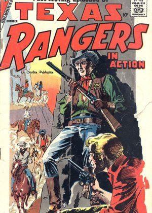 Texas Ranger - Nr.13 (1958) (Engels)