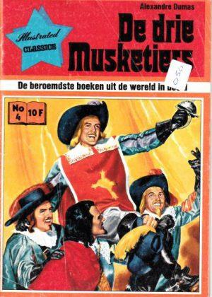 De drie musketiers 04-de beroemdste boeken uit de wereld in beeld
