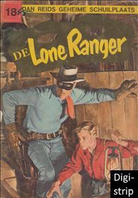 De lone Ranger 18-Dan Reids geheime schuilplaats