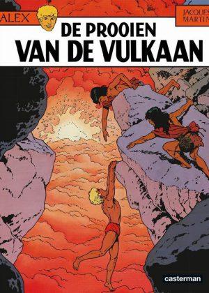 Alex - De prooien van de vulkaan