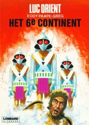 Luc Orient - Het 6e continent