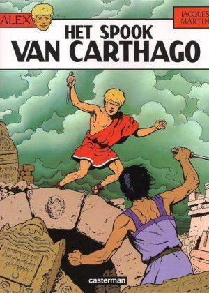 Alex-Het spook van Carthago