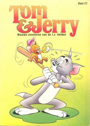 Tom & Jerry - Nieuwe Avonturen van de t.v. helden