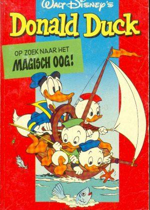 Donald Duck- Op Zoek Naar Het Magisch oog!