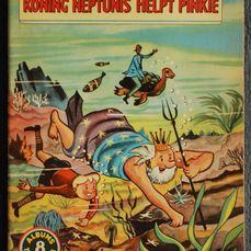 De Avonturen van Pinkie Pienter 8- Koning Neptunis helpt Pinkie